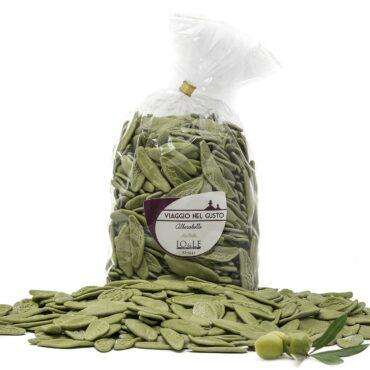 foglie d'ulivo web con dettaglio