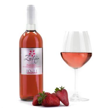 zahir con vino