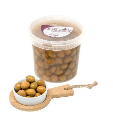 olive verdi senza etichetta web