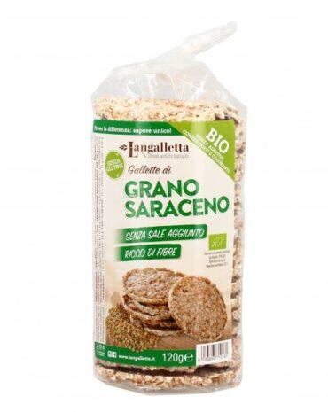 gallet grano saraceno senza glutine